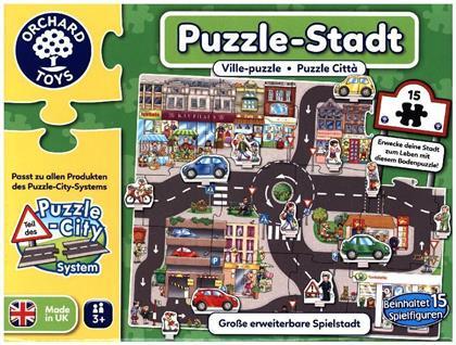 Puzzle-Stadt