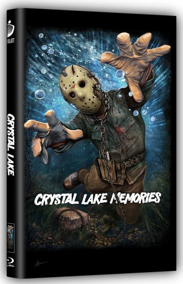 Crystal Lake Memories (2013) (Grosse Hartbox, Limited Edition, Uncut, 2 Blu-rays)
