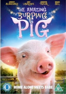 The Amazing Burping Pig (2016)