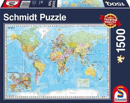 Die Welt - 1500 Teile
