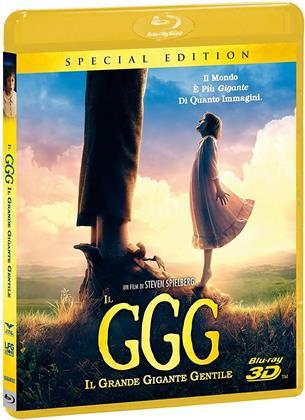 Il GGG - Il grande gigante gentile (2016) (Edizione Speciale)