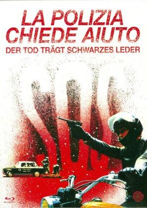 La polizia chiede aiuto - Der Tod trägt schwarzes Leder (1974) (Italian Genre Cinema Collection, Edizione Limitata, Uncut, Blu-ray + DVD)