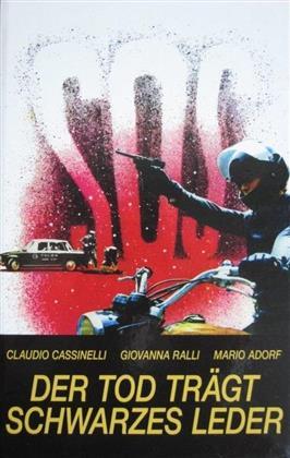 Der Tod trägt schwarzes Leder (1974) (Grosse Hartbox, Limited Edition, Uncut)