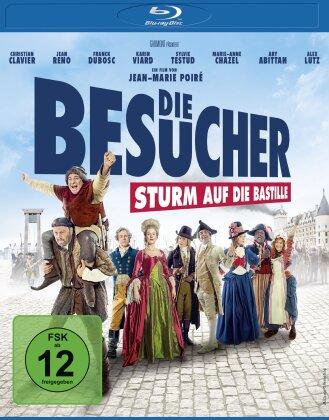 Die Besucher 3 - Sturm auf die Bastille (2016)
