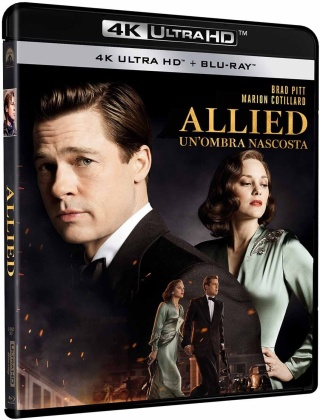 Allied - Un'ombra nascosta (2016) (4K Ultra HD + Blu-ray)