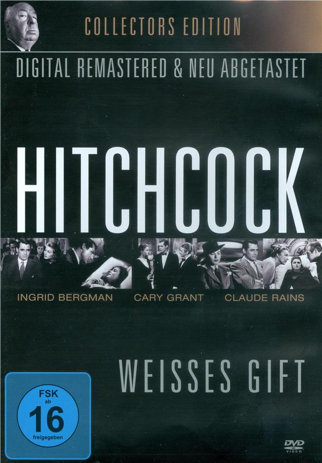 Alfred Hitchcock - Weisses Gift (Neuabtastung, Collector's Edition, Remastered)