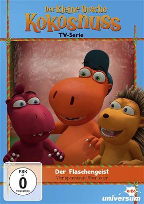 Der kleine Drache Kokosnuss - TV-Serie - Der Flaschengeist