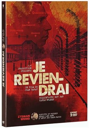 Je reviendrai (2015) (Digibook, 2 DVDs)