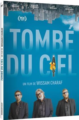 Tombé du ciel (2016) (Digibook)