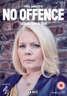 No Offence - Series 1 & 2 (4 DVDs)