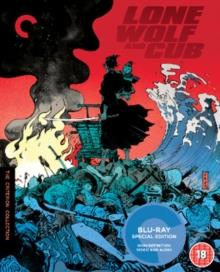 Lone Wolf and Cub (Criterion Collection, Special Edition, 6 Blu-rays)