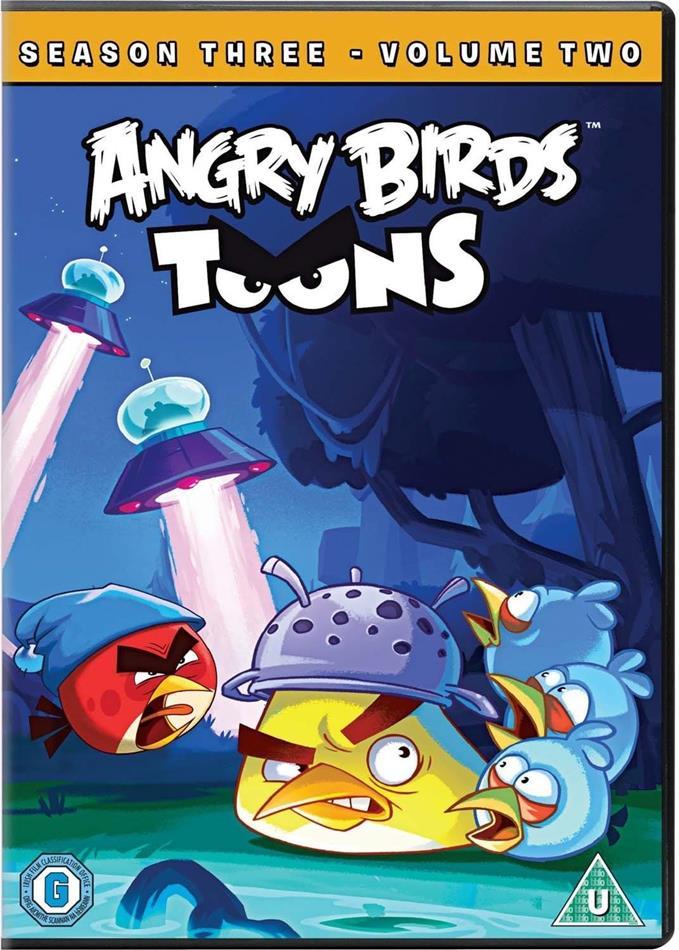 Angry Birds Toons - Season 3 Volume 2