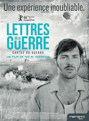 Lettres de la Guerre (2016) (s/w, Digibook)