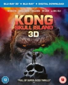 Kong: Skull Island (2017) (Blu-ray 3D + Blu-ray)