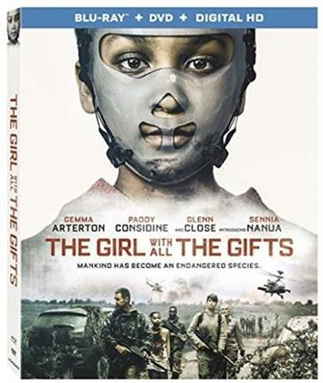 The Girl with All the Gifts (2016) (Blu-ray + DVD)