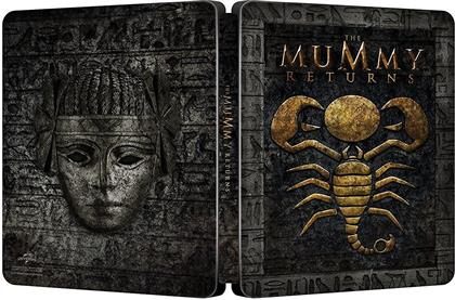 The Mummy 2 - The Mummy returns - La mummia 2 - Il ritorno (2001) (Steelbook)