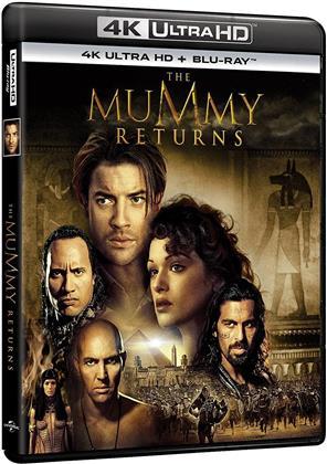 La mummia 2 - Il ritorno (2001) (4K Ultra HD + Blu-ray)