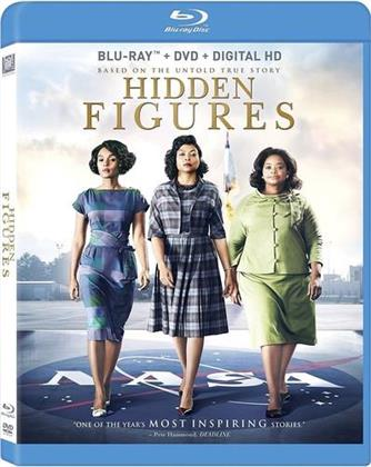 Hidden Figures (2016) (Widescreen, Blu-ray + DVD)