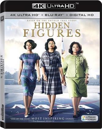 Hidden Figures (2016) (Widescreen, Blu-ray + 4K Ultra HD)