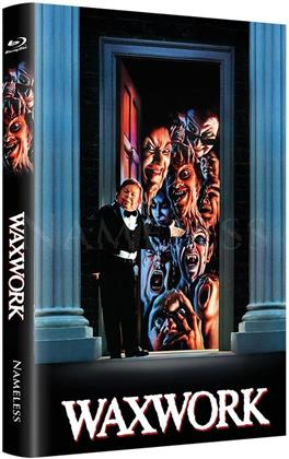 Waxwork (1988) (Grosse Hartbox, Cover B, Limited Edition, Remastered, Unrated)