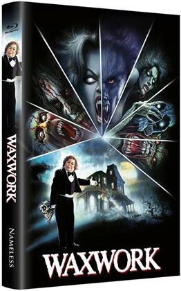 Waxwork (1988) (Grosse Hartbox, Cover A, Limited Edition, Remastered, Unrated)