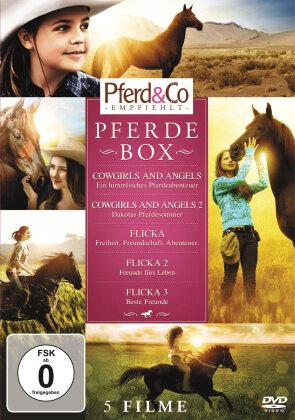 Pferde Box (5 DVDs)