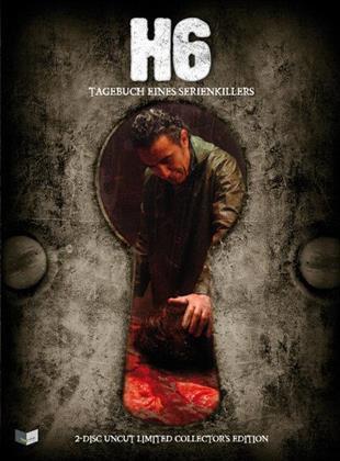 H6 - Tagebuch eines Serienkillers (2005) (Collector's Edition, Limited Edition, Mediabook, Uncut, Blu-ray + DVD)