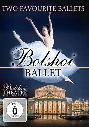 Bolshoi Ballet & Orchestra - Two Favorites Ballets (2 DVDs)