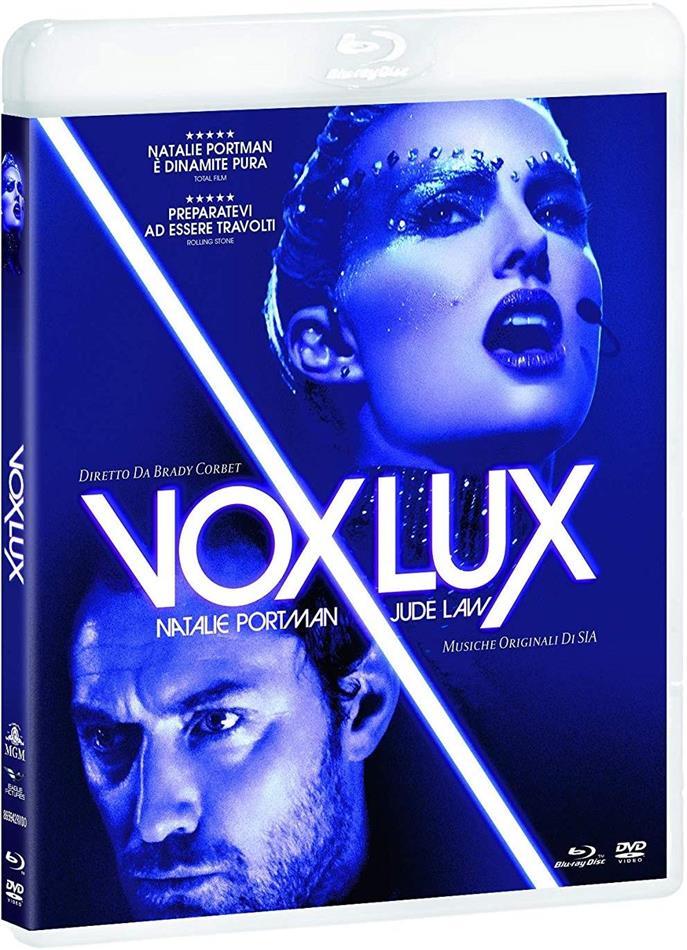 Vox Lux (2018) (Blu-ray + DVD)