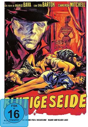 Blutige Seide (1964) (Cover A, Limited Edition, Mediabook, Uncut, Blu-ray + DVD)