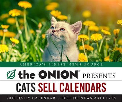 The Onion 2018 Daily Calendar
