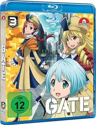 Gate - Vol. 3 - Staffel 1.3