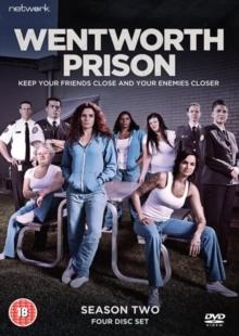 Wentworth Prison - Season 2 (4 DVDs)