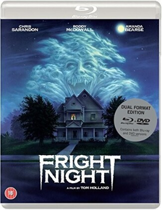 Fright Night (1985) (Dual Disc, Blu-ray + DVD)