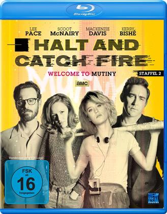 Halt and Catch Fire - Staffel 2 (4 Blu-rays)