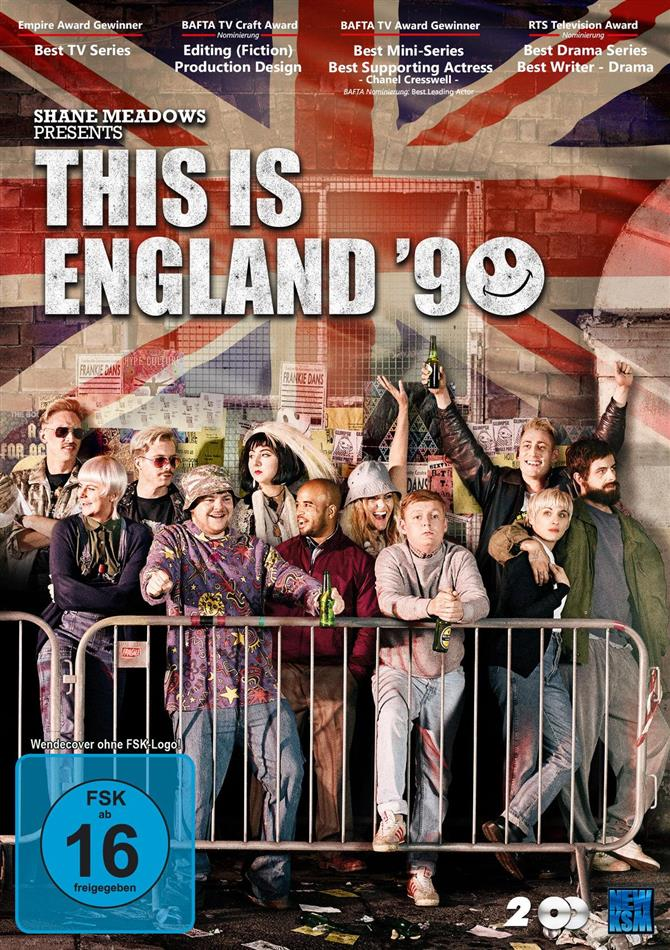 This is England '90 (2 DVDs)