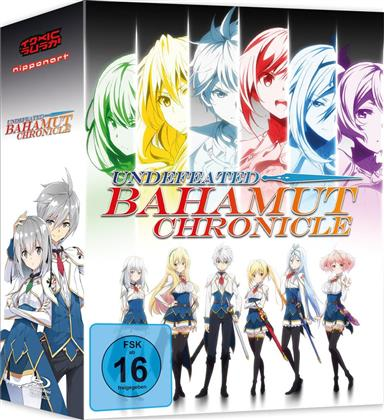 Undefeated Bahamut Chronicle - Staffel 1 - Vol. 1 (+ Sammelschuber, Limited Edition)