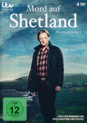 Mord auf Shetland - Staffel 1 + Pilotfilm (4 DVDs)