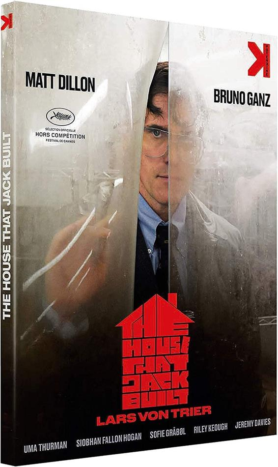 The House That Jack Built (2018) (Digibook)