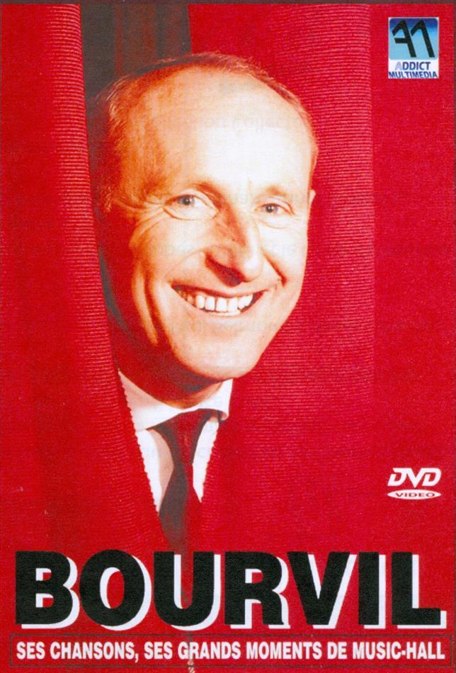 Bourvil - Ses chansons, ses grands moments de music-hall