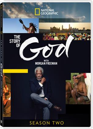 Story Of God With Morgan Freeman - Season Two (Widescreen, 3 DVDs)