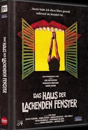 Das Haus der lachenden Fenster (1976) (Cover A, Limited Edition, Mediabook, Uncut)