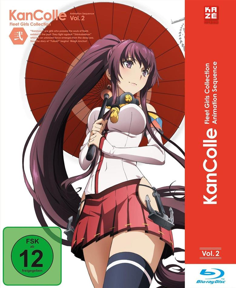 KanColle - Fleet Girls Collection - Staffel 1 - Vol. 2 (Digibook)