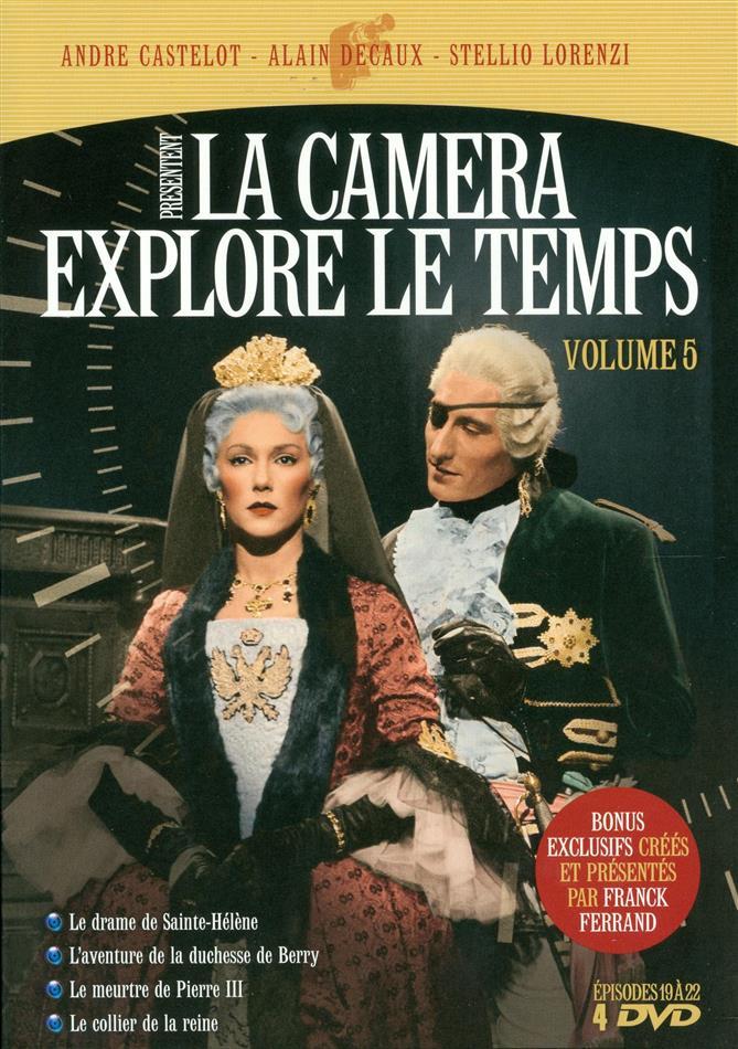 La caméra explore le temps - Volume 5 (s/w, 4 DVDs)