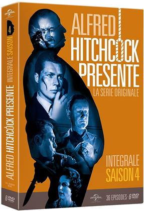 Alfred Hitchcock présente - La série originale - Saison 4 (s/w, 6 DVDs)