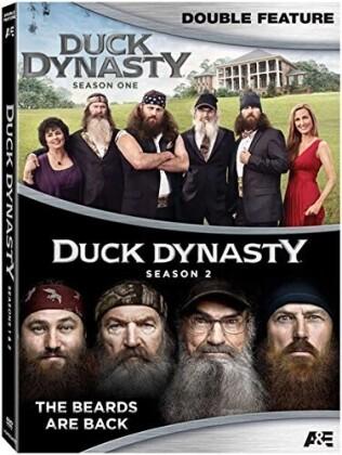 Duck Dynasty - Season 1 & 2 (4 DVDs)