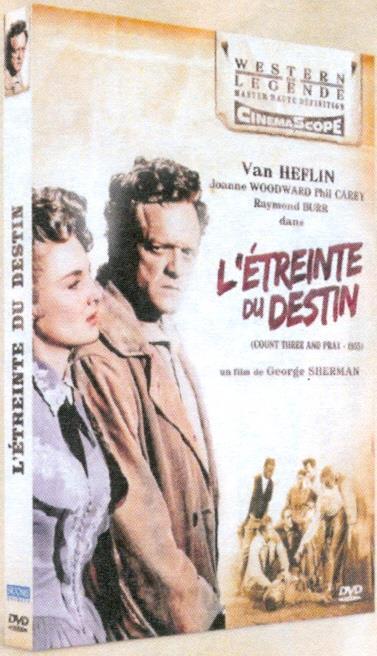 L'etreinte du destin (1955) (Western de Légende, Edizione Speciale)