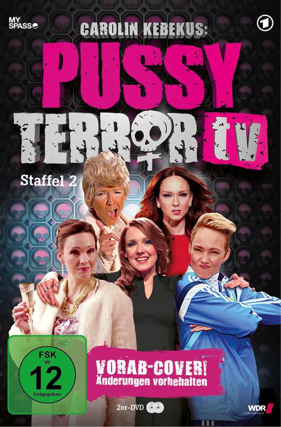Carolin Kebekus - Pussy Terror TV - Staffel 2 (2 DVDs)