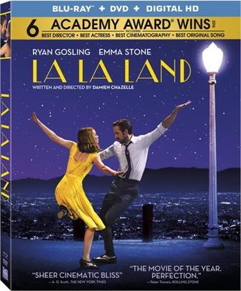 La La Land (2016) (Blu-ray + DVD)