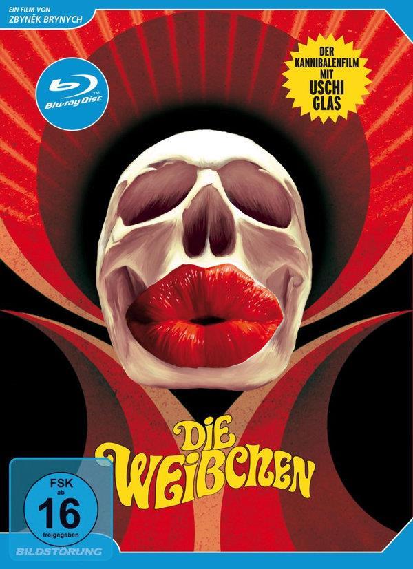Die Weibchen (1970) (Bildstörung, Uncut, 2 Blu-rays)